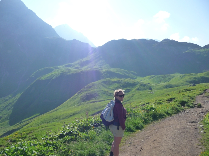 Hiking in the Allgäu, 2013