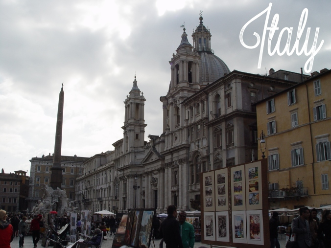 travel header italy