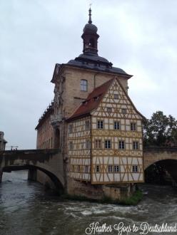 Bamberg with WEBMU.