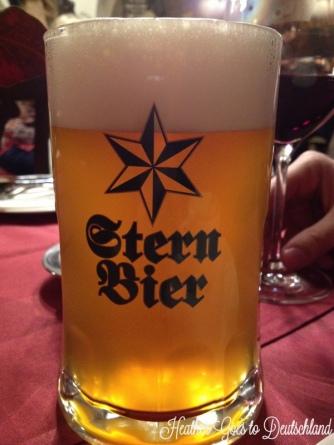 Salzburg bier.