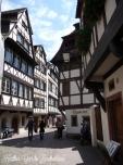 Strasbourg streets.