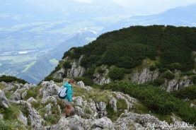 On the Untersberg.