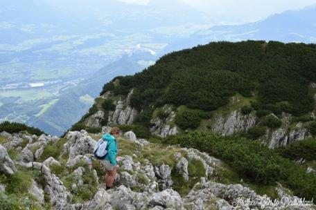 On the Untersberg.