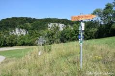 Hiking near Weltenburger.