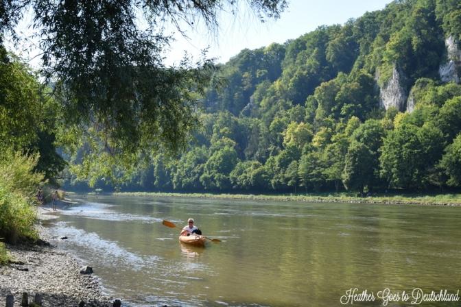 The Donau.