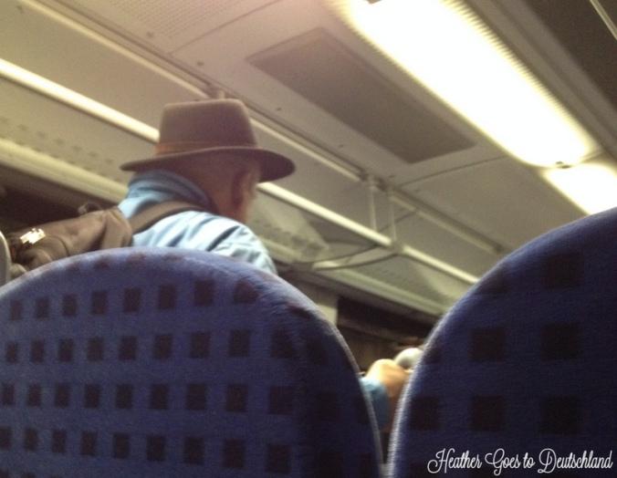 jaunty hat