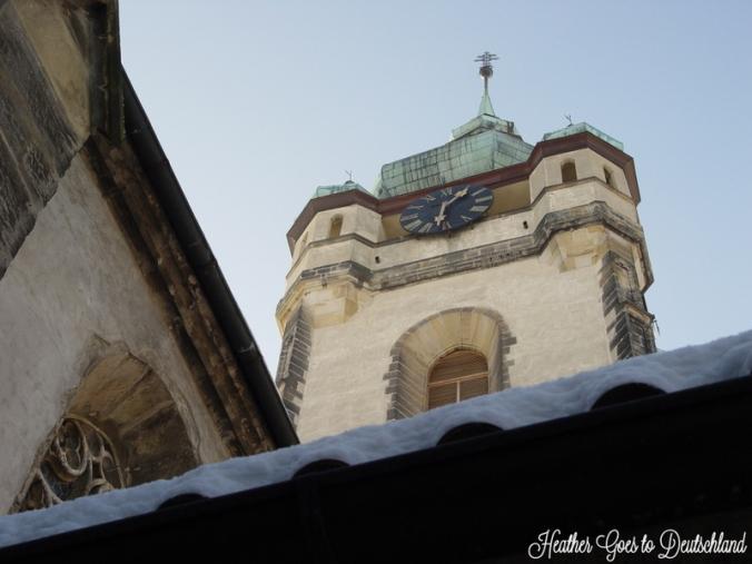 Mělník Castle Tower