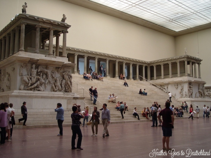 Pergamon, Berlin 2012